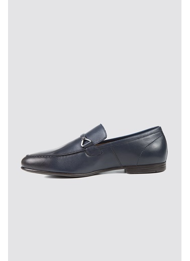 D'S Damat Ayakkabı Lacivert